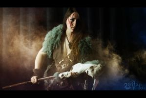 Role Play Character Project: #1 The Shaman by Avryale