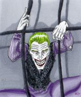 The Man Who Laughs by Magzdilla