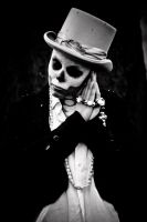 Baron Samedi - Time to go to sleep Little One by MissEnthropy
