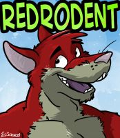 Redrodent by Kirron