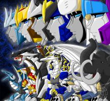 Beastbots of the DH by Autobot-Windracer