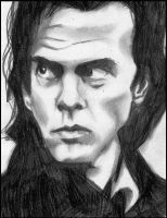 Nick Cave by Citronmeliss