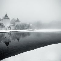 Blutenburg In the Winter by vamosver