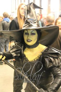 wicked witch of the west by Silverleafcosplay