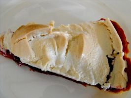 Blackberry Meringue Pie by Charlotte-Holmes