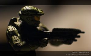 Master Chief - Stealth by XxSoulHunterxX