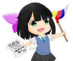 Election Banner Icon by lilicovian03