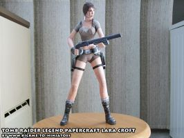Legendlara2012 by ninjatoespapercraft