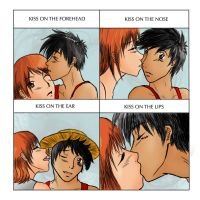 OnePiece KISS-Meme by Kasumy-Chan