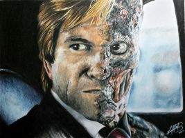 Harvey Dent by AndresBellorin-ART