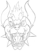 Giga Bowser by OptimalProtocol