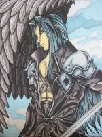 Sephiroth by partyboy3543