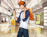Ichigo goes shopping by Narusailor