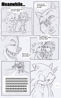 Sonic got Amy Pregnant Pg 77 by sonicxamy09