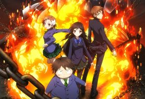 Accel World by LinkinPrime