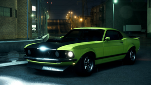 NFS 2015 - Ford Mustang Boss 302 by ForzaFox630