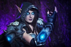 Sylvanas - Heroes of the Storm by Kinpatsu-Cosplay