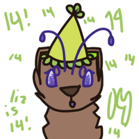 its mah birfday by bubbIies