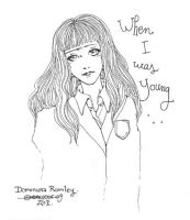 When I was young - Dominura 04 by Calicot-ZC