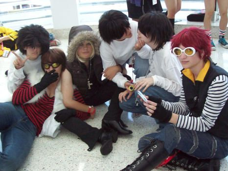 Death Note at AX by xxx-TeddyBear-xxx