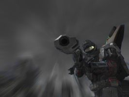 halo reach_Francotidador by JuHePe