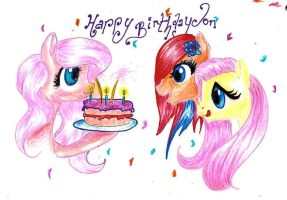 Contest - Happy Bday Ion! by x-CrystalRose-x