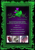our flyer by s-qweek