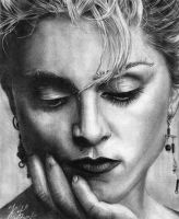 Madonna by FragileKsu
