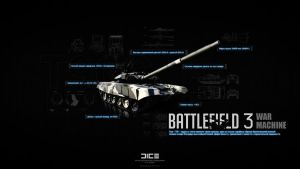 T-90C War Machine by DigitalMaxx