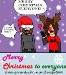 Merry Christmas to all by gerardswhore
