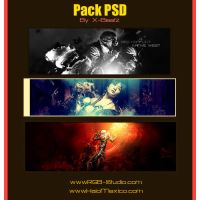 Pack PSD 1 by X-Beatz