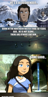 Legend of Korra - The Bloodbender... by yourparodies