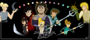 Incarnation Poster by JustAutumn
