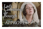 Lady Catherine Stamp by Rakiah