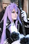 KAMUI GAKUPO - Cosplay - Black and White Roses by Shinkan-Seto