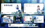 Visual Styles 8Sankarea Win 8.1 Anime Theme by hoangtush