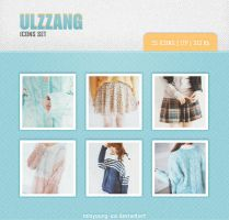 Ulzzang icons set 35 25 pic. by Minyoung-ssi