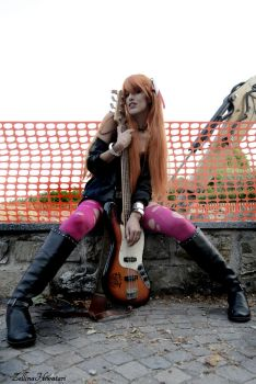 [Asuka Rocker]my adorable and little fender *^* by ZellinaHiwatari