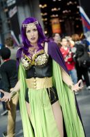 Circe cosplay at NYCC 2013 by cosplaynut