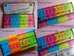 Candy Wrapper Wallet by foxstone