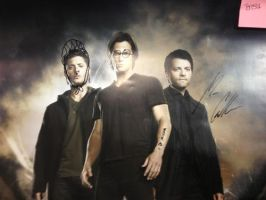 Misha's Art Work by SWindchesterlover22