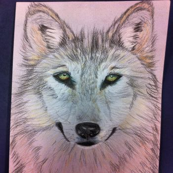 Wolf by 7Esther7