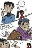 Star Trek: Father's Advice by carrinth