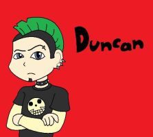 Duncan by NiGHTSfanKevin