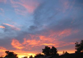 Fire in the Sky 092614 01 by acurmudgeon