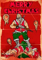 Christms Card 2013 by ayillustrations