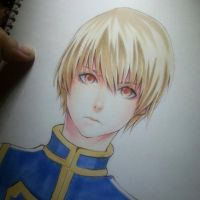 kurapika by thumbelin0811