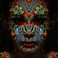 fractal face18 by ordoab