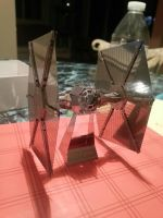 Tie Fighter Model by MaliForger894