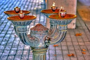 Water Fountain by Mackingster